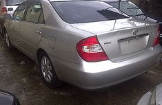 Toyota Camry 2012 in good condition for sale