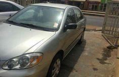 2003 Very Clean direct tokunbo Toyota Corolla
