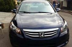 2011 Very Clean Direct tokunbo Honda Accord