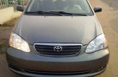 Toyota Corolla 2004 model for sale