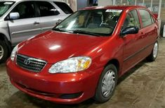 Clean foreign used Toyota Corolla 2010