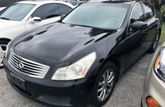 Clean foreign used 2007 Infiniti G35 x for sale