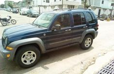 Almost brand new Jeep Liberty Petrol 2005 for sale