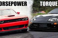 What is the different between horsepower and torque?