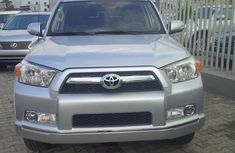 Foreign direct used 2010 Toyota 4-Runner silver on for sale..