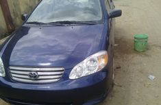 1998 Toyota Corolla for sale with full option