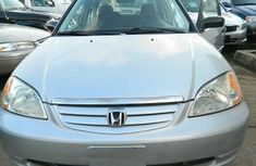 Foreign used Honda Civic 2001