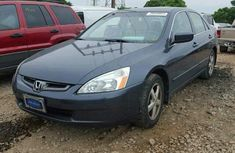 Tokunbo Honda Accord 2005 FOR SALE