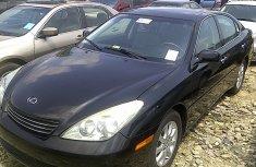 Very Clean Tokunbo 2003 Lexus Es330 FOR SALE