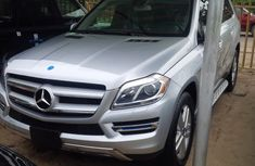 2013 Clean Mercedes-Benz Gl450 for sale with full auction