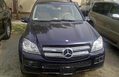 Sparkling 2008 Mercedes-benz Gl450 4matic for sale with full options