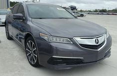 Auction 2017 Acura TLX for sale