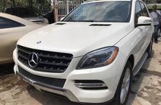 Mercedes Benz ML350 4matic 2013 Model FOR SALE