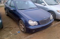 2004 Clean Mercedes-Benz C180 for sale with full auction