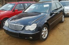 2001 Clean Mercedes-Benz C180 for sale with full auction
