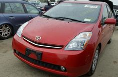 Toyota Prius 2007 Red for sale