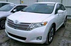 Auction Toyota Venza Sweet 2012 White for sale