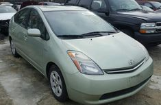 Toyota Prius 2007 Green for sale