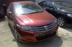 2005 Honda City Red for sale