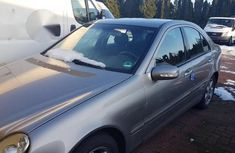 Tokunbo Mercedes-Benz C200 2003 Silver for sale