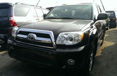 2008 Toyota 4Runner for sale with full auction