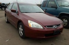 2000 Honda Accord RED for sale