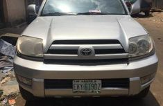 Toyota 4-Runner 2007 Silver for sale