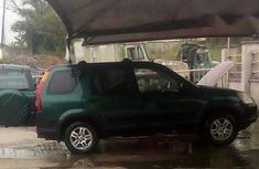 Neatly Used Honda CR-V 2004 for sale