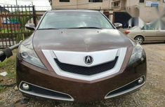 Used Acura ZDX 2010 Brown for sale