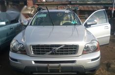 Clean Used Volvo XC90 2009 Silver for sale