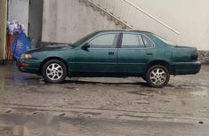 Toyota Camry 1997 Green For Sale