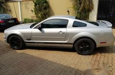 Ford Mustang 2005 Silver for sale
