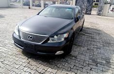 Lexus LS 2008 Automatic Petrol ₦6,800,000