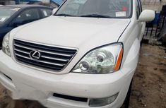 Lexus GX 470 2005 White for sale