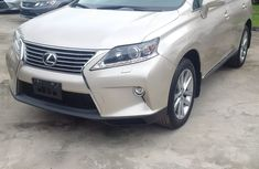2015 supper clean direct tokumno Lexus Rx350 silver for sale