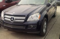 2015 very clean direct tokumbo Mercedes Bens GL450 black for sale