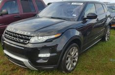 Very clean foreign used Range Rover Evoque 2016 for sale