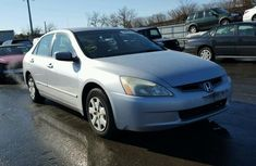 Very Clean Honda Accord 2003 FOR SALE