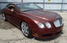 Good used 2010 Bently Continental for sale