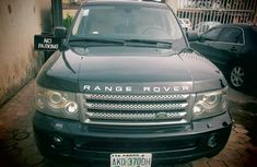A clean Tokunbo Land Rover 2009 for sale