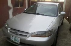 Clean Honda Accord 2000 Silver For Sale