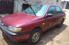 Nissan Sunny 1.4 2000 Red For Sale