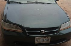 Honda Accord 2001 Green for sale