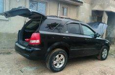 Clean Kia Sorento 2003 Black for sale