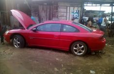 Dodge Stratus 2002 Red for sale