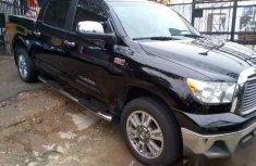 Toyota Tundra Platinum 2010 Black for sale