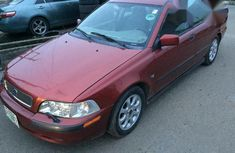 Volvo S40 2002 Red for sale
