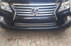 Lexus Lx570 2015 Blue for sale