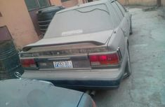 Nissan Bluebird 1990 Gray for sale