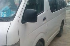 Toyota Hiace 2005 White for sale